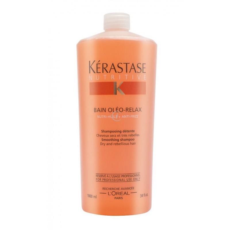 Kerastase Nutritive Bain Oléo Relax Smoothing Shampoo