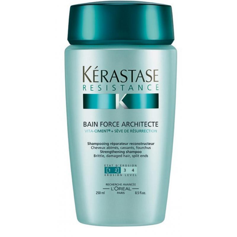 Kerastase Resistance Bain Force Architecte Strengthening Shampoo