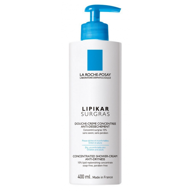 La Roche-Posay Lipikar Surgras Concentrated Shower Cream