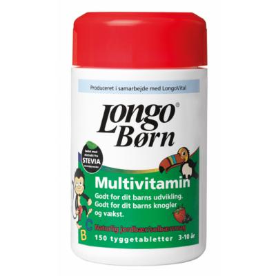Vitaminer til børn