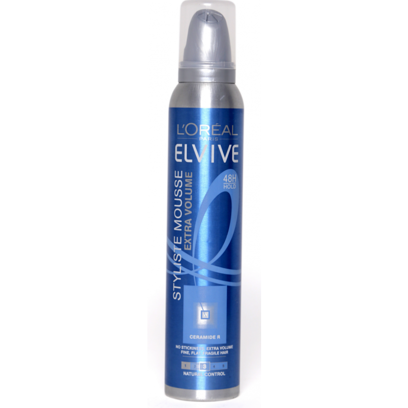 L'Oreal Elvive Styliste Mousse Extra Volume