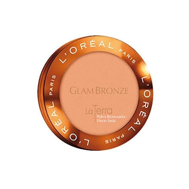 L'Oreal Glam Bronze La Terra 01 Portofino