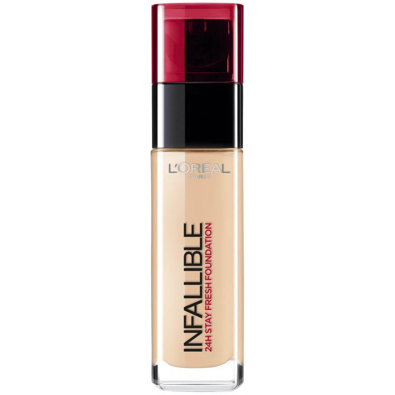 L'Oreal Infallible 24H Stay Fresh Foundation 120 Vanilla