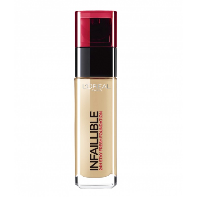 L'Oreal Infallible 24H Stay Fresh Foundation 200 Golden Sand