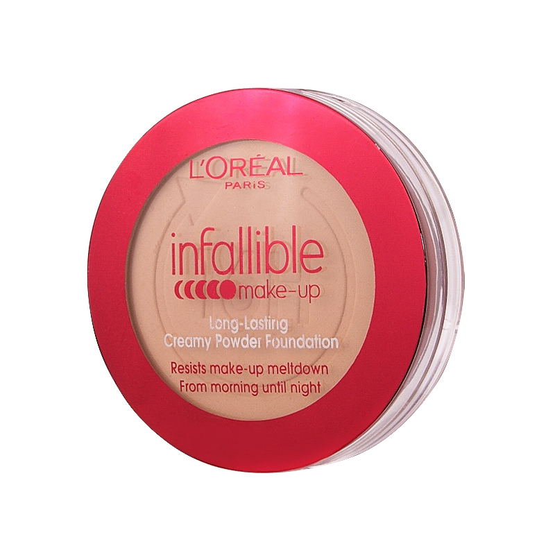 L'Oreal Infallible Powder 300 Amber