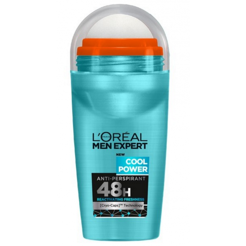 L'Oreal Men Expert Cool Power Deo Roll-On