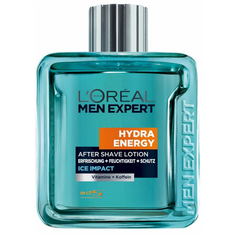 L'Oreal Men Expert Hydra Energetic Aftershave Ice Impact