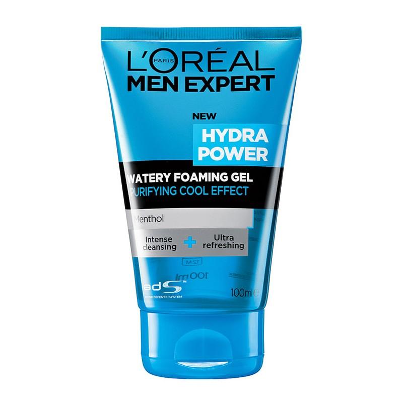 L'Oreal Men Expert Hydra Power Watery Foaming Gel