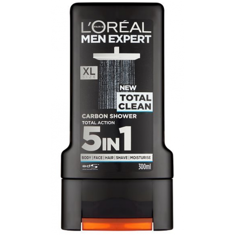L'Oreal Men Expert Shower Gel Total Clean