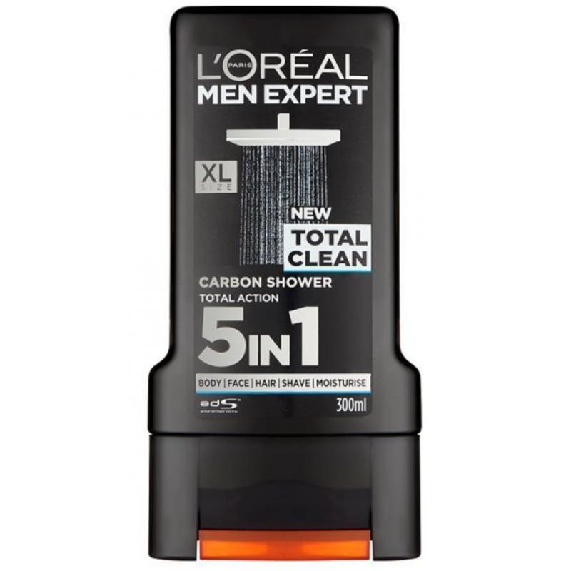 L'Oreal Men Expert Shower Gel Total Clean