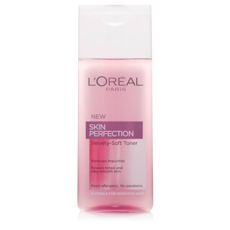 L'Oreal Skin Perfection Velvety Toner