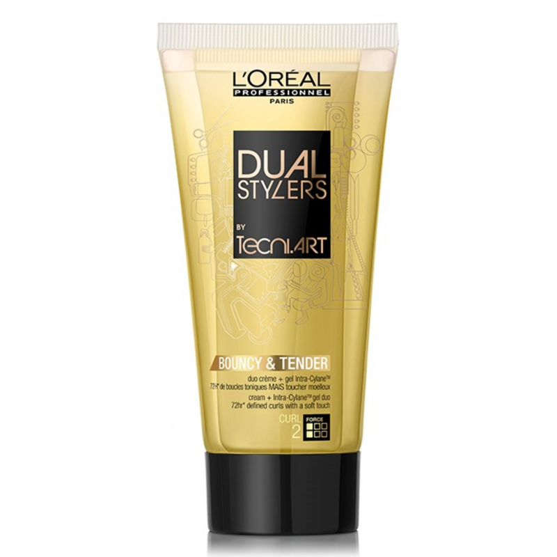 L'Oreal Tecni Art Dual Stylers Bouncy & Tender