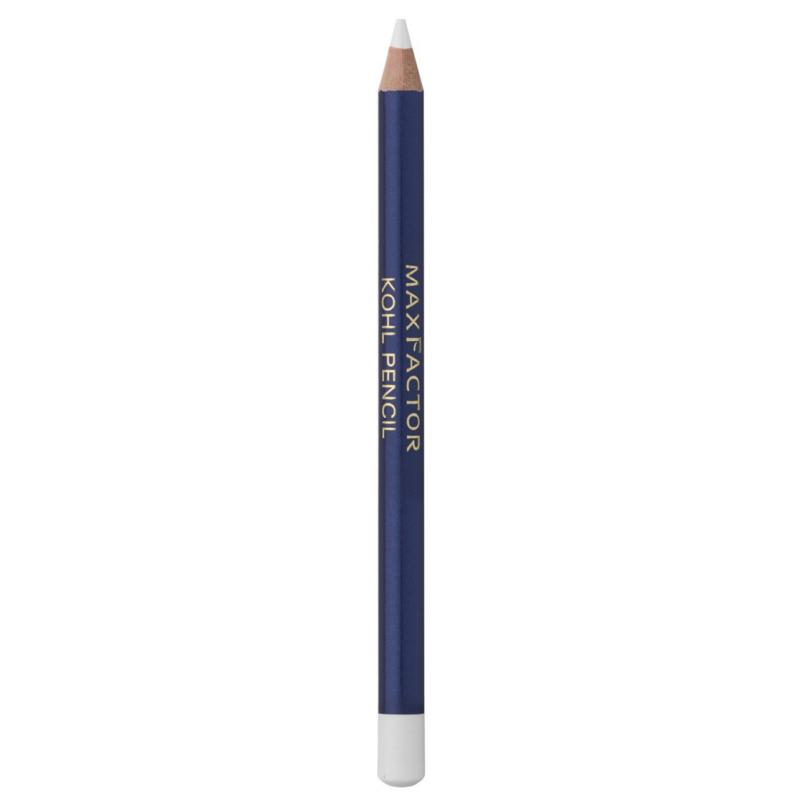 Max Factor Kohl Pencil 10 White