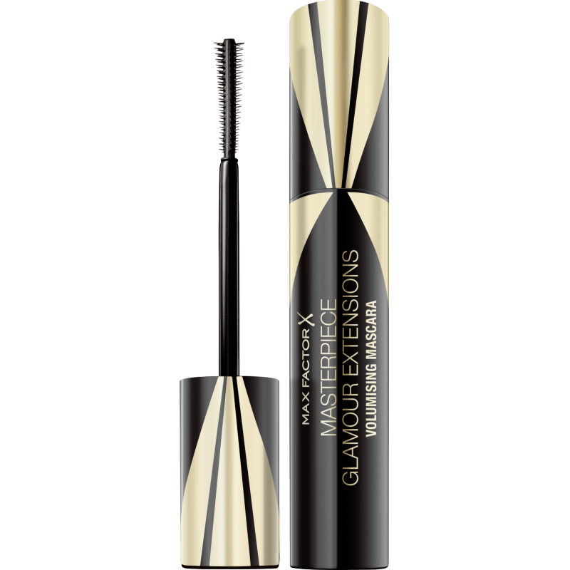 Max Factor Masterpiece Glamour Extensions Mascara Black Brown