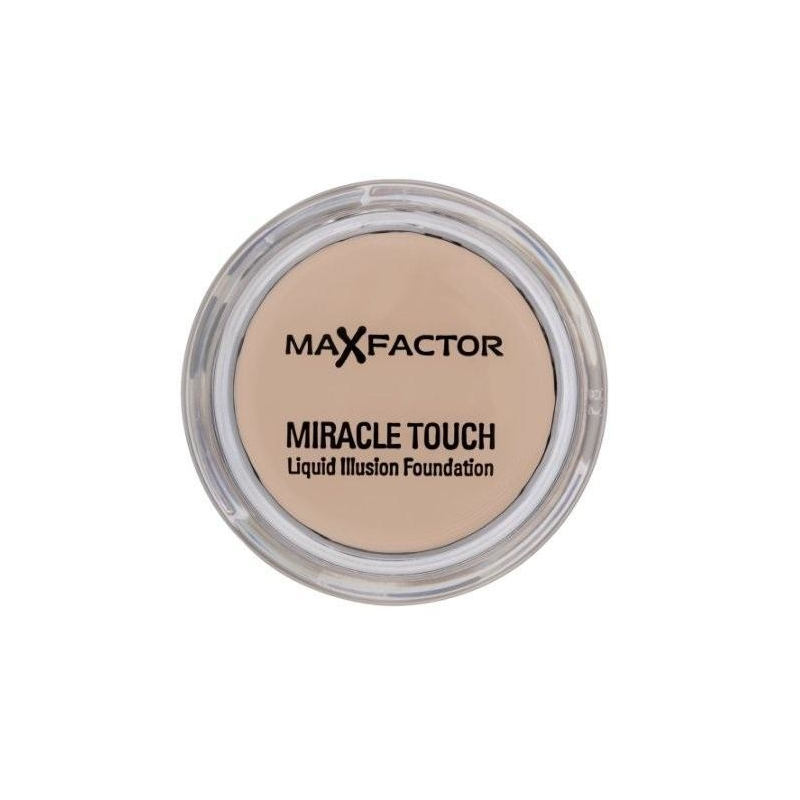 Max Factor Miracle Touch Liquid Illusion Foundation 30 Porcelain