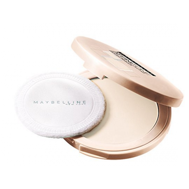 Maybelline Affinitone Perfecting Pressed Powder 24 Golden Beige