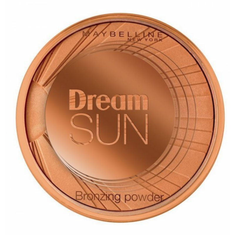 Maybelline Dream Sun Bronzer 02 Golden