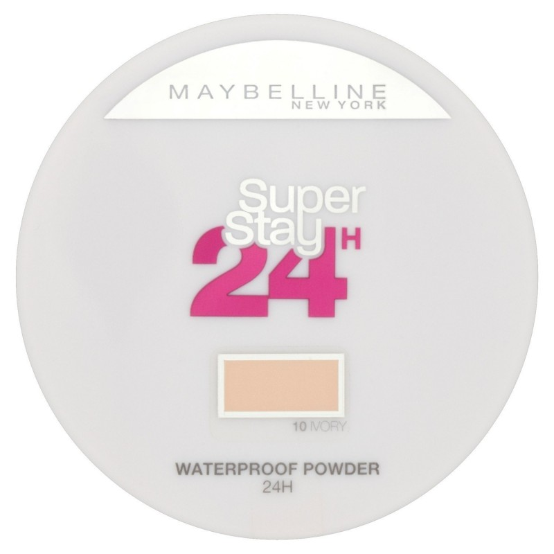 Maybelline Superstay 24H Waterproof Powder 010 Ivory