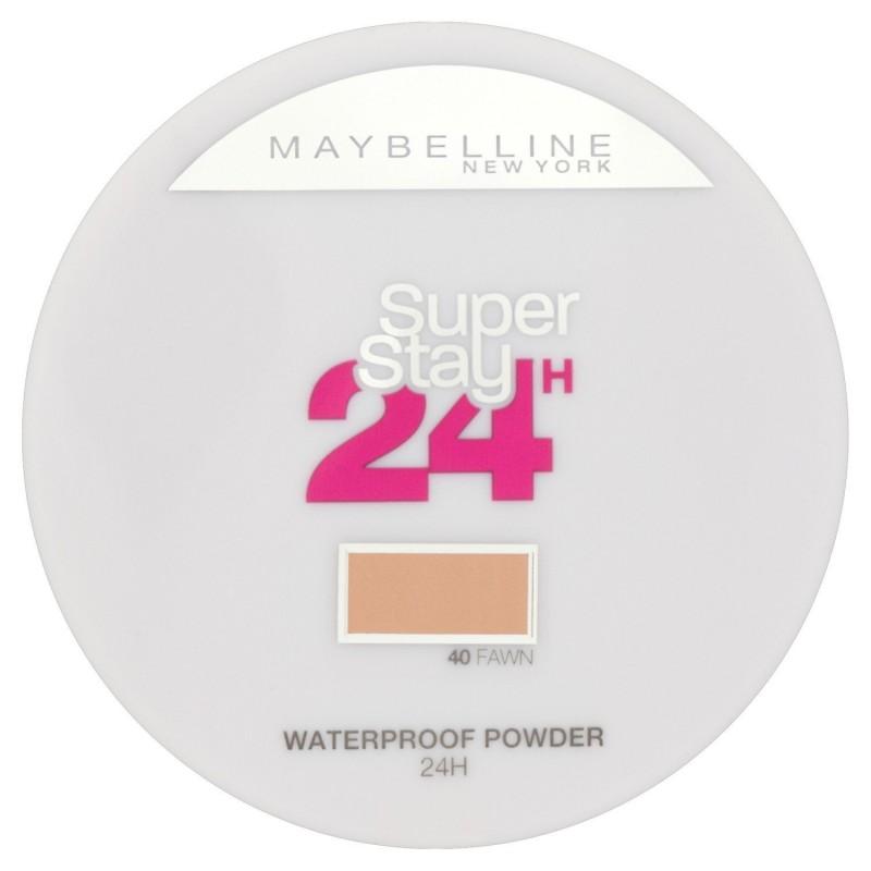 Maybelline Superstay 24H Waterproof Powder 040 Fawn