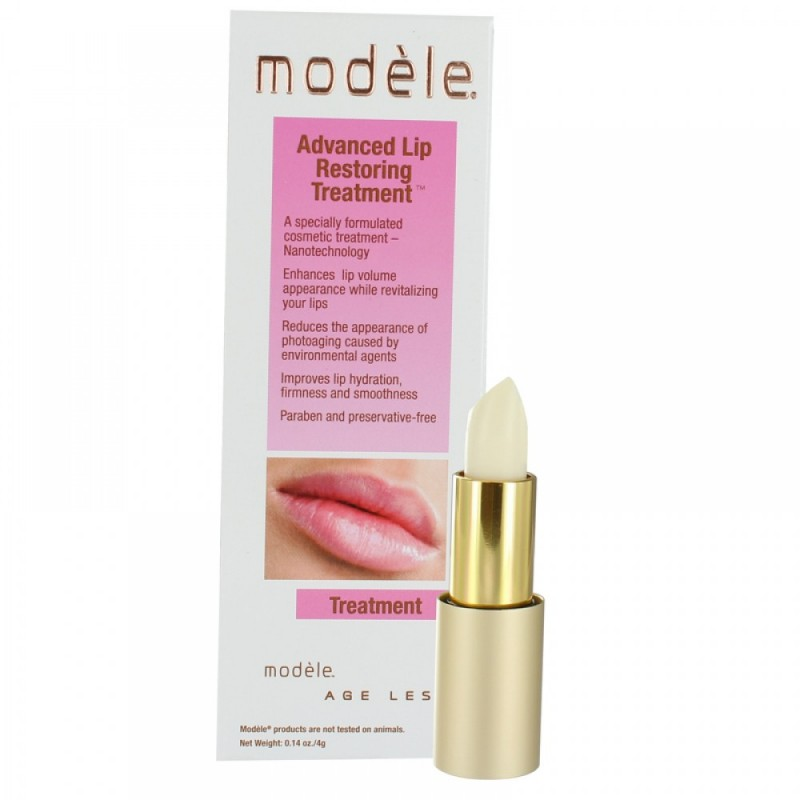 Modéle Advanced Lip Restore Treatment