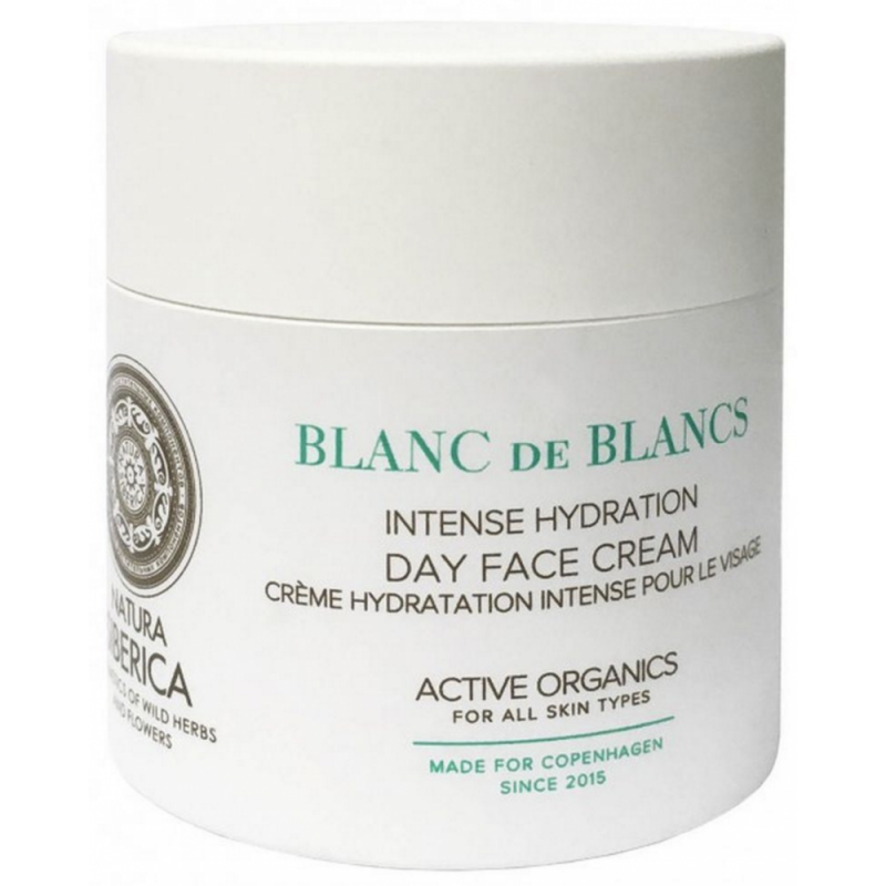 Natura Siberica Blanc De Blancs Day Face Cream