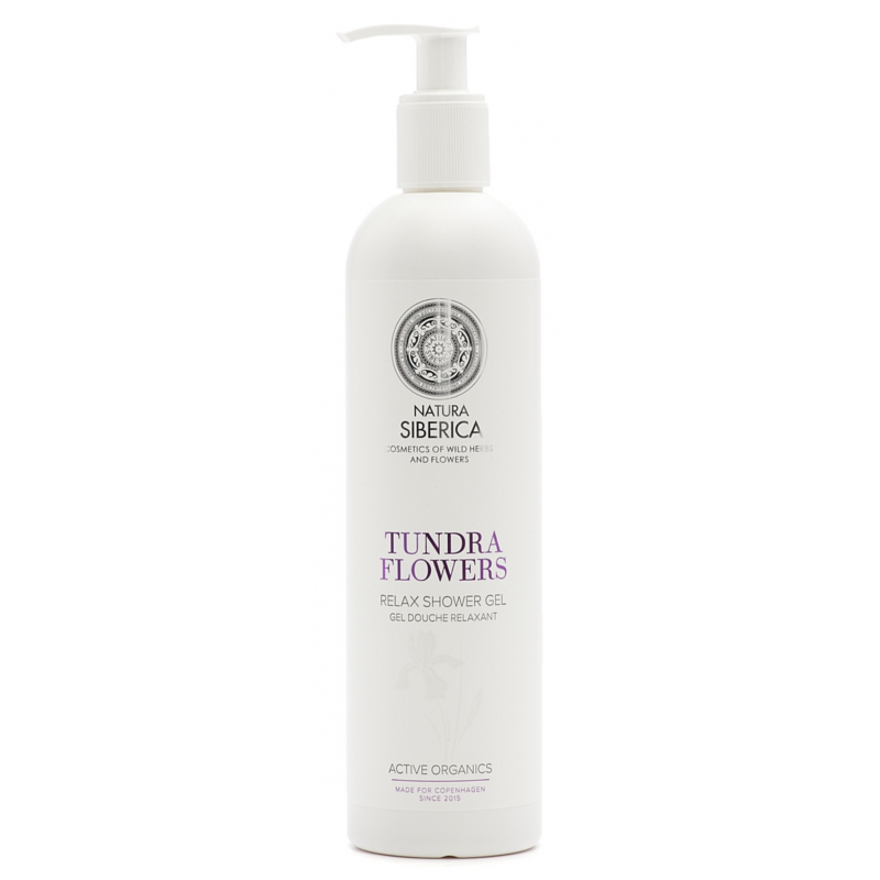Natura Siberica Tundra Flowers Relax Shower Gel
