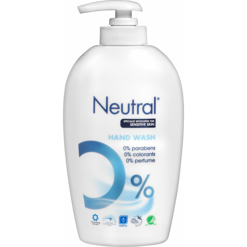 Neutral Hand Wash