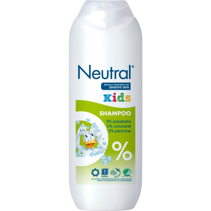 Neutral Kids Shampoo