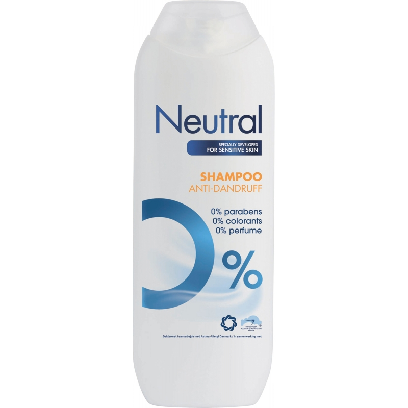 Neutral Shampoo Anti Skæl