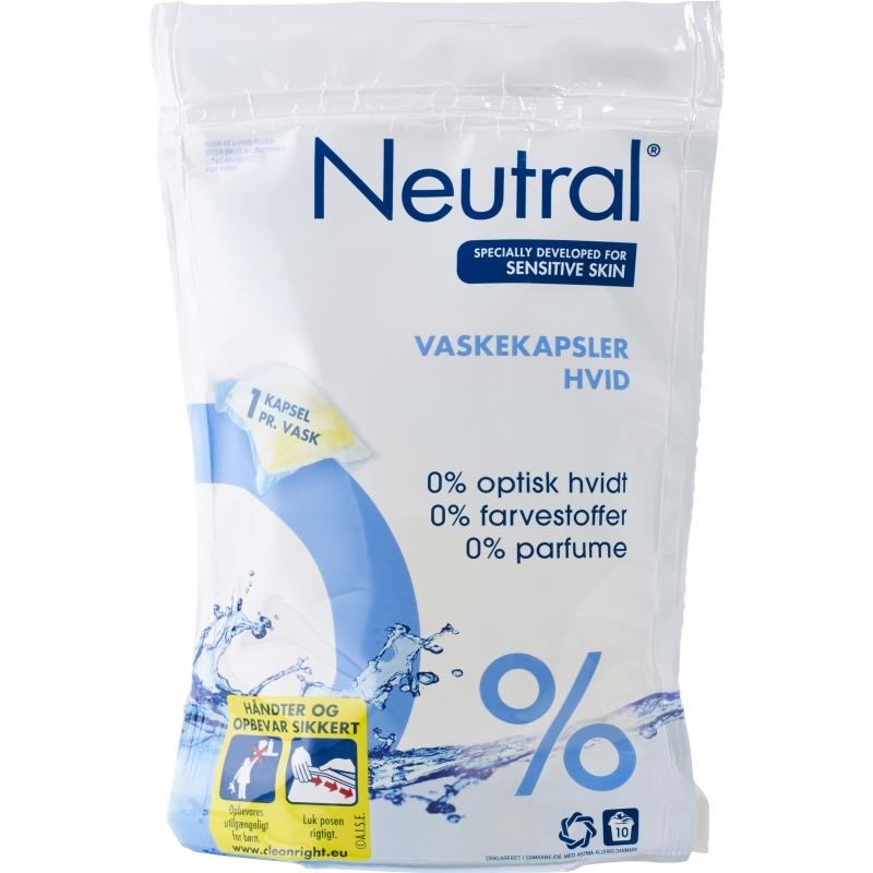 Neutral Pods White