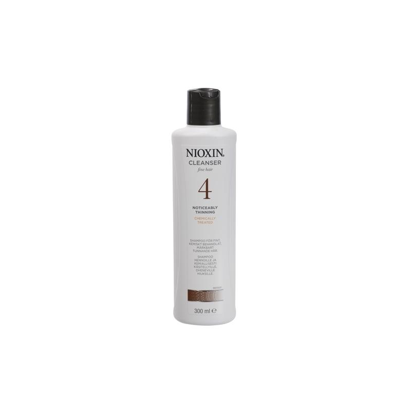 Nioxin System 4 Cleanser Shampoo