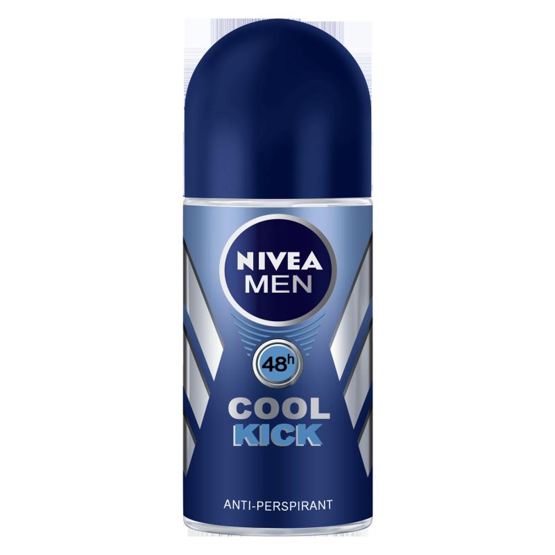 Nivea Men Cool Kick Roll On Deo