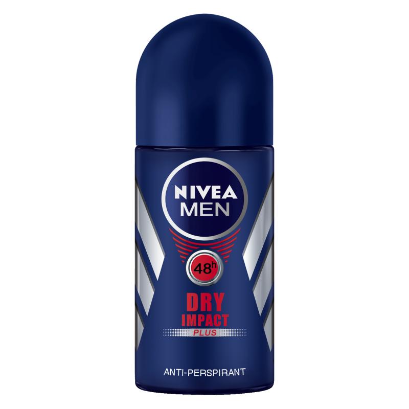 Nivea Men Dry Impact Roll On Deo
