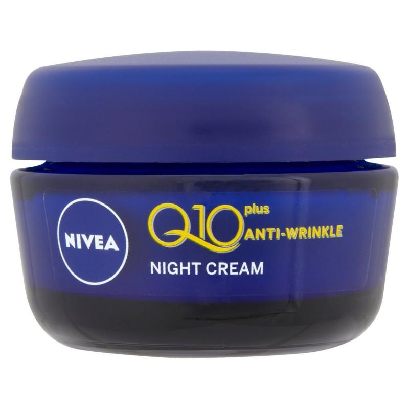 Nivea Q10 Plus Anti-wrinkle Moisturizing Night Cream