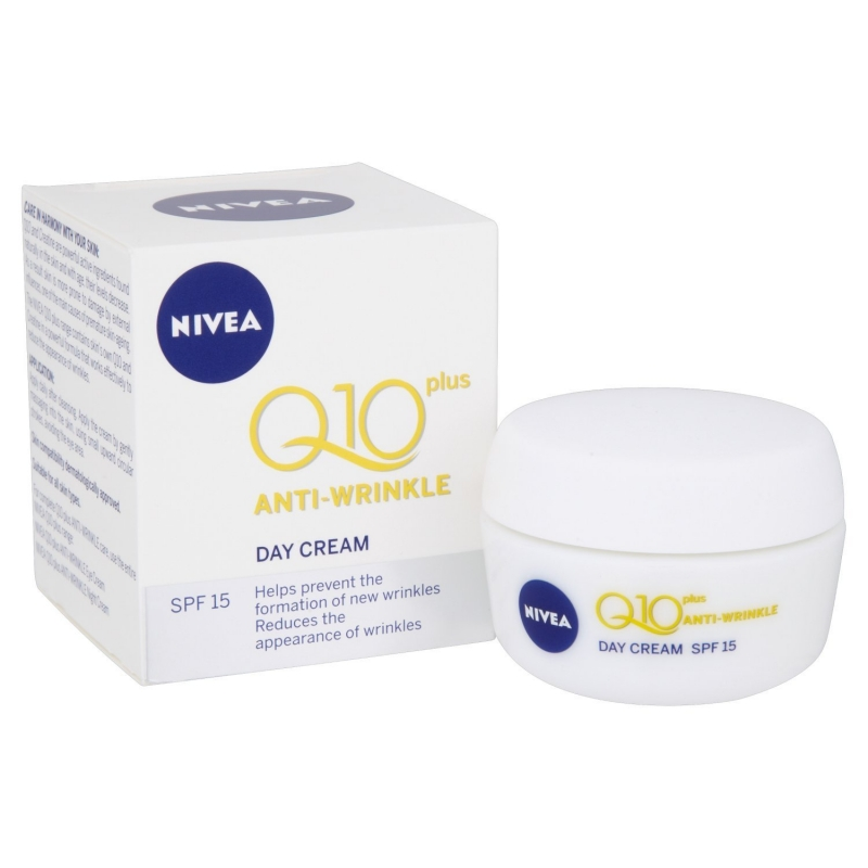 Nivea Q10 Plus Day Care