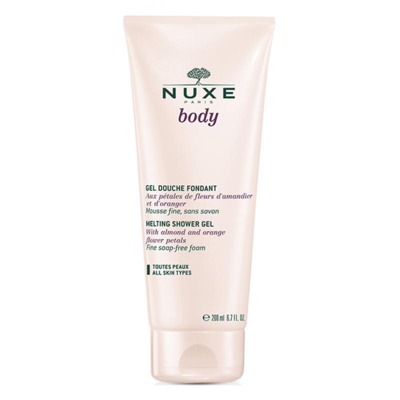 Nuxe Body Fondant Shower Gel