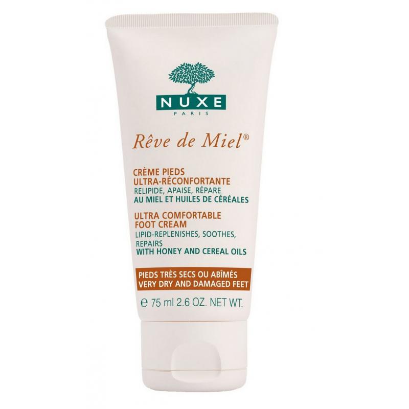 Nuxe Reve de Miel Ultra Comfortable Foot Cream
