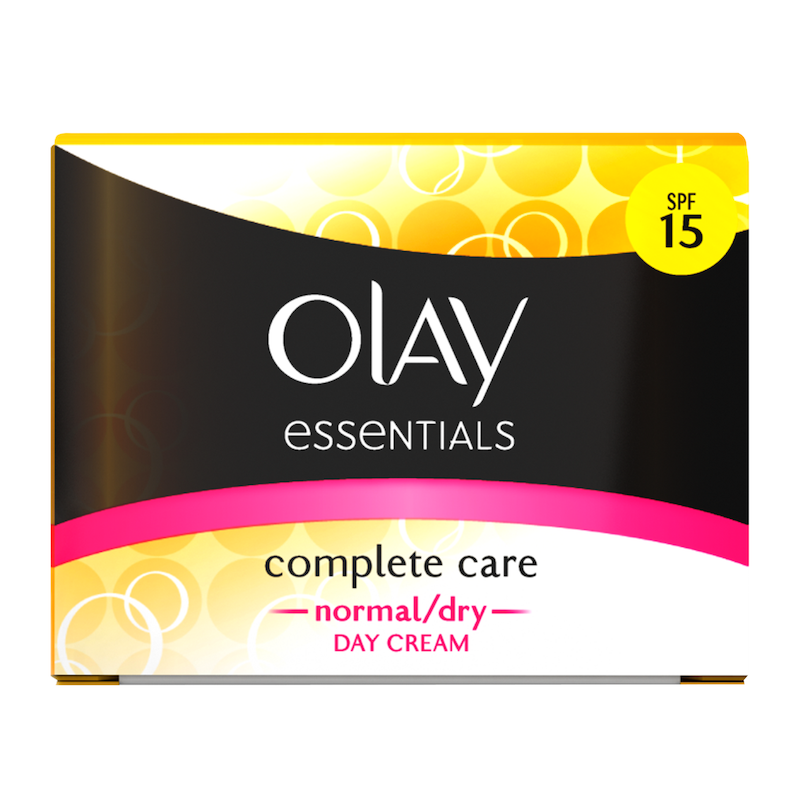 Olay Essentials Complete Care Normal & Dry Daily Cream