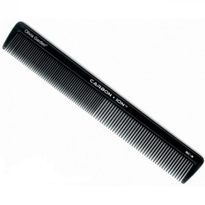 Olivia Garden Carbon + Ion Comb SC3