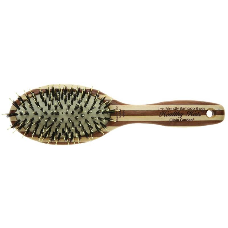 Olivia Garden Healthy Hair Paddle Brush P6