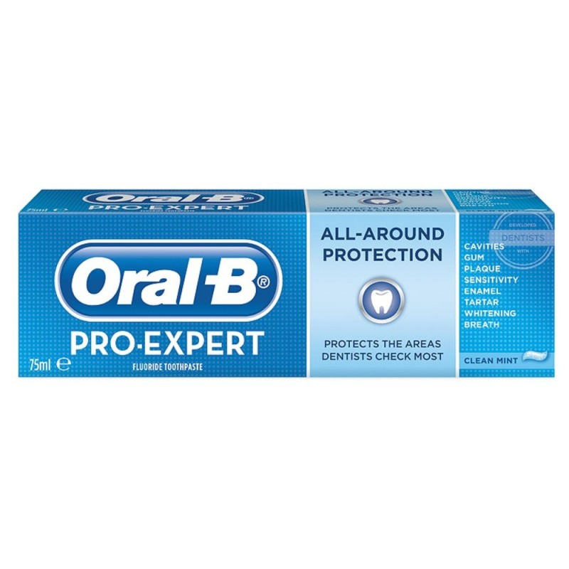 Oral-B Pro Expert All Around Protection Clean Mint