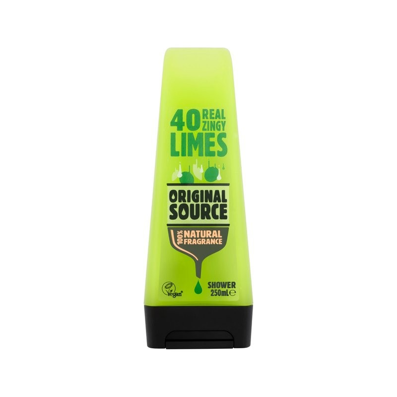 Original Source Lime Showergel