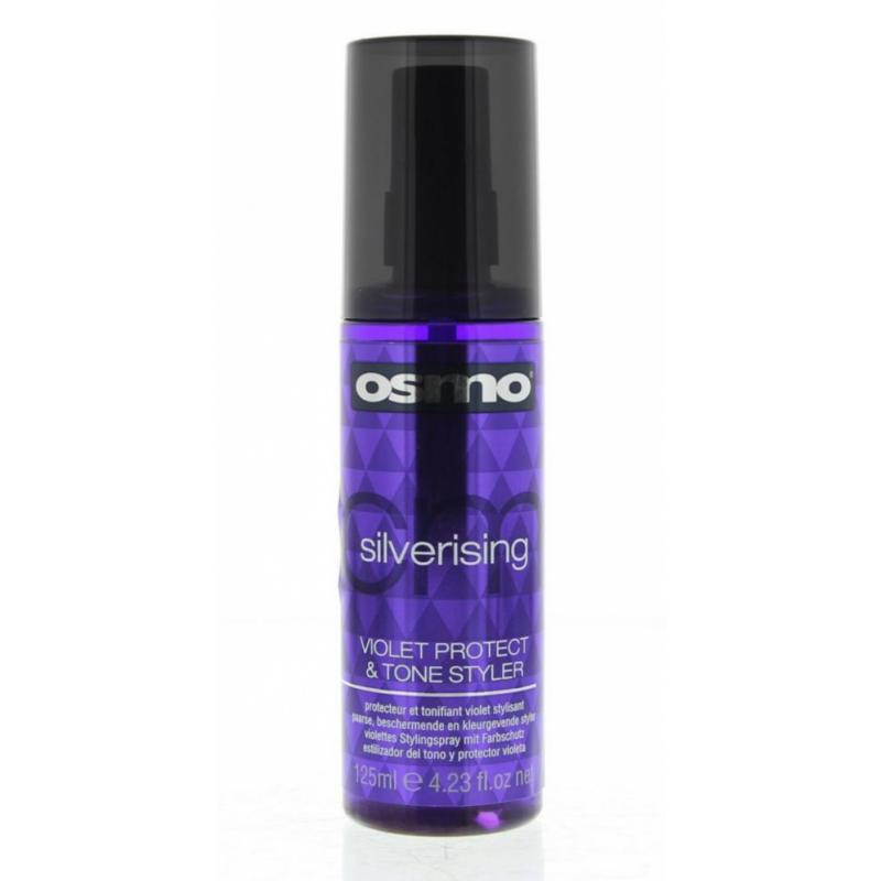 Osmo Colour Mission Silverising Violet Protect & Tone Styler
