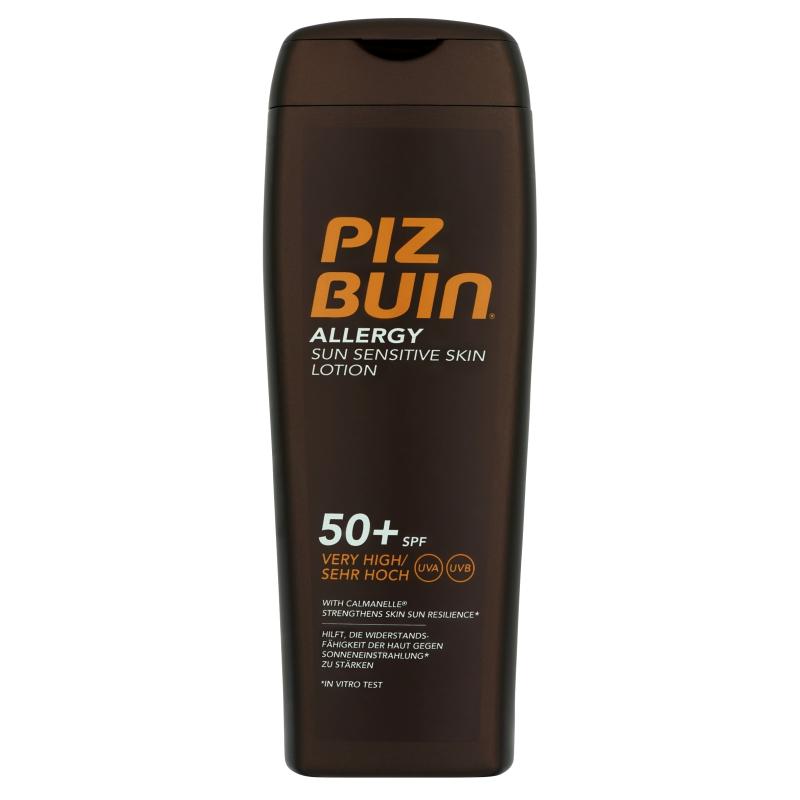 Piz Buin Allergy Lotion Sun-Sensitive Skin - SPF50+