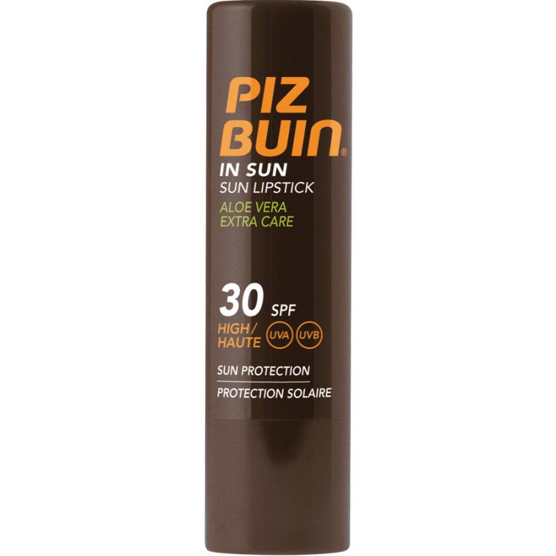 Piz Buin In Sun Lipstick Aloe Vera Extra Care - SPF30