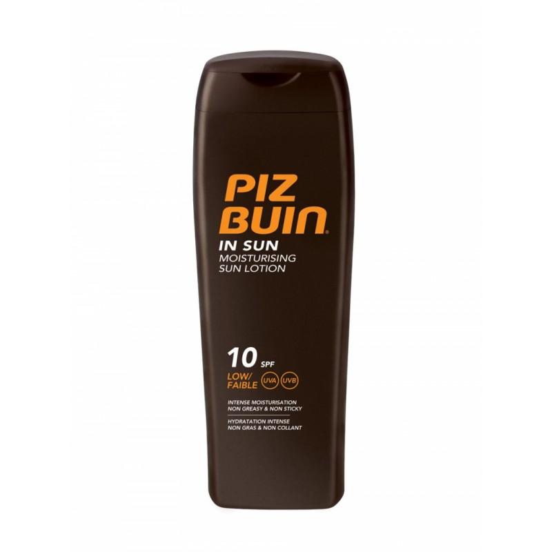 Piz Buin In Sun Moisturizing Sun Lotion - SPF10