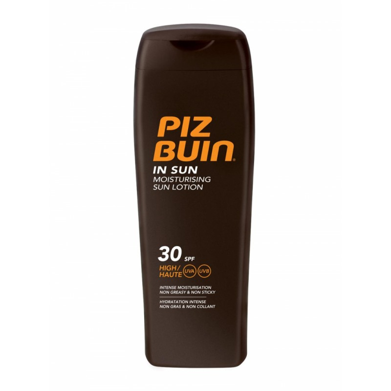 Piz Buin In Sun Moisturizing Sun Lotion - SPF30