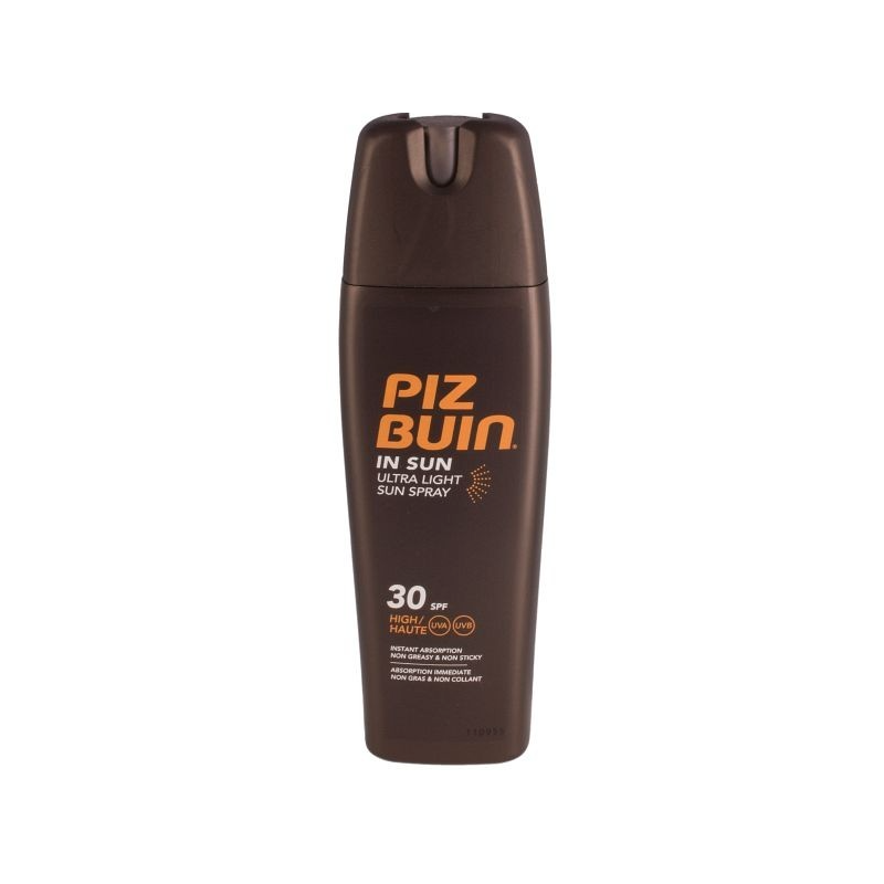 Piz Buin In Sun Ultra Light Sun Spray - SPF30
