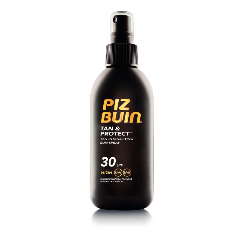 Piz Buin Tan & Protect Sun Spray - SPF30