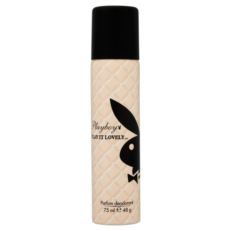 Playboy Play It Lovely Perfume Deodorant